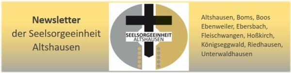 Newsletter Seelsorgeeinheit Altshausen